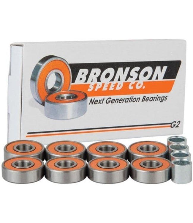 Bronson Speed Co. G2 Premium Bearings
