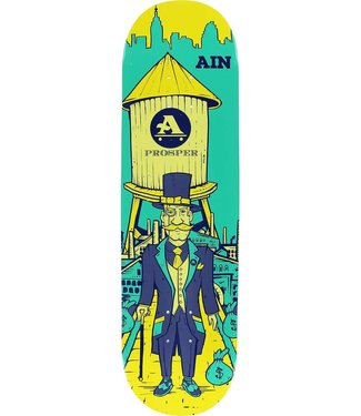 "All I Need Skateboards Prosper 8.5"" Deck"
