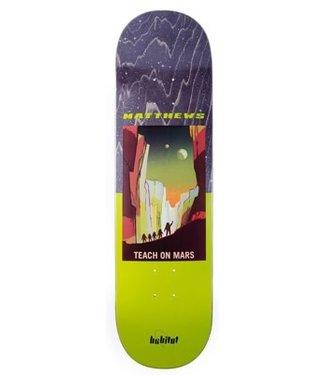 Mathews Nasa Skate Deck