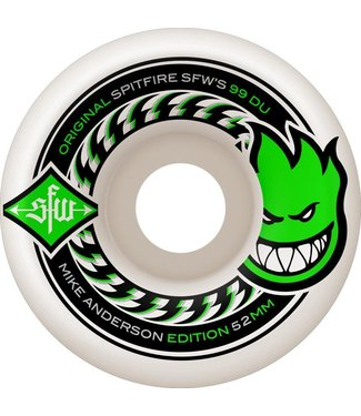 SPITFIRE Mike Anderson SFW 2 Skate Wheels