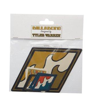 Billabong Tyler Warren Sticker Pack