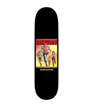 Birdhouse Clive Dixon Bo Skate Deck