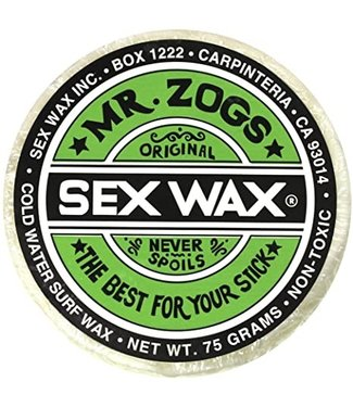Sex Wax Warm Water Surf Wax
