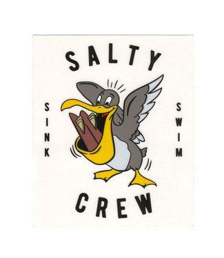 Salty Crew Swooped Sticker