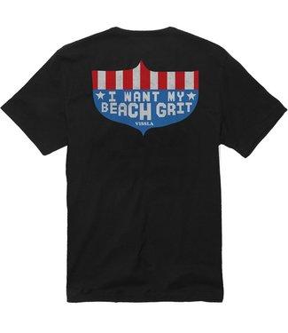 Vissla I Want My Beach Grit T-Shirt