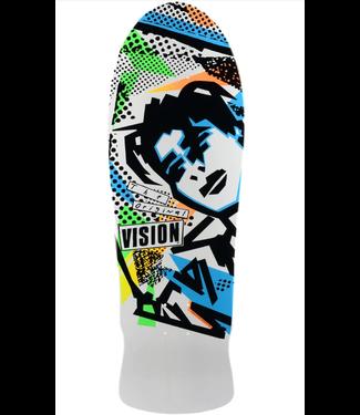 """Vision Skateboards Original MG Old School 10"""" Deck"""