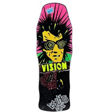 "Vision Skateboards Psycho Stick Old School 10"" Deck"