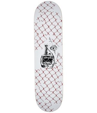 "Baker Skateboards T-Funk Face Fools 8.0"" Deck"
