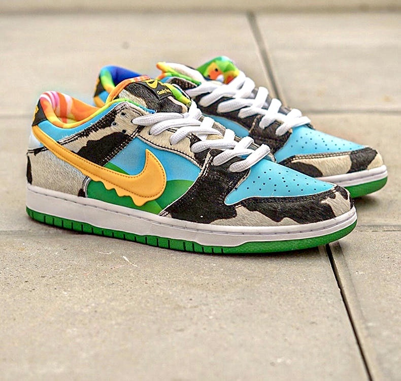 Nike SB Chunky Dunky - The Funkiest Dunk Low Release Of The Summer