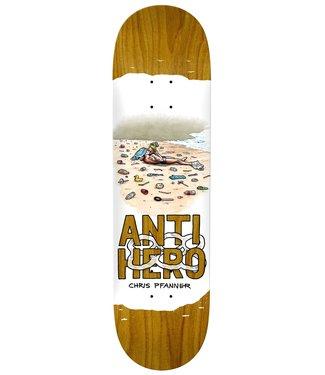 "Anti Hero Skateboards Pfanner Plastics 8.06"" Deck"