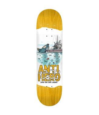 "Anti Hero Skateboards Daan Plastics 8.18"" Deck"