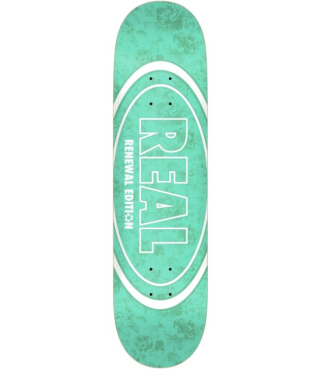 "REAL Floral Renewal II 7.56"" Deck"