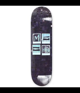 """Hopps Skateboards 8.5"""" Brandi Polaroid Series Del Negro Deck"""