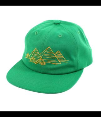 Theories Skateboards Pyramid Strapback Hat