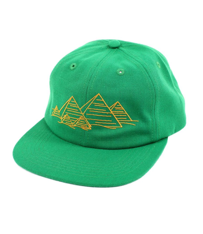 Theories Skateboards Pyramid Strapback Hat