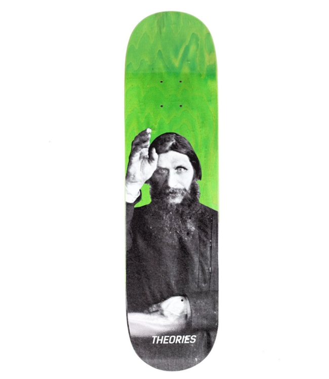"Theories Skateboards 7.875"" Rasputin Gradient Deck"