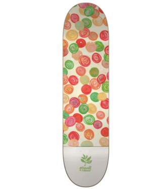 """Magenta Skateboards 8.125"""" Thomas Campbell Artist Deck"""
