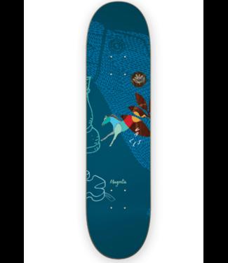 "Magenta Skateboards 8.25"" Leo Valls Leap Deck"