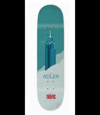 "Traffic Skateboards 8.5"" Cloud City Series Deck"