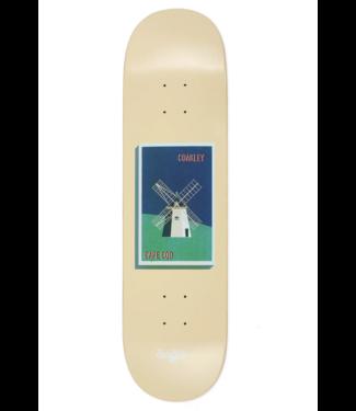 "Traffic Skateboards 8.38"" Coakley Cape Cop Postcard Deck"