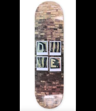 """Hopps Skateboards 8.25"""" Brandi Polaroid Series Eggeling Deck"""
