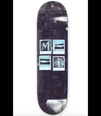 """Hopps Skateboards 8.25"""" Brandi Polaroid Series Del Negro Deck"""