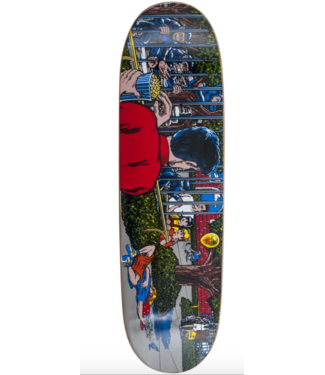 """101 Skateboards 8.78"""" Koston Day At The Zoo Deck"""