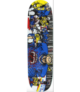 "101 Skateboards 8.2"" Koston Hockey Screened Deck"