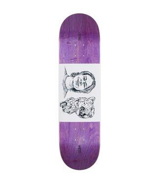 "Baker Skateboards 8.12"" Funkhouser Leopard Deck"