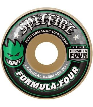 Spitfire Wheels 52mm Formula 4 Conical Wheels