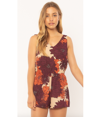 Sisstrevolution Dahlia for Days Romper