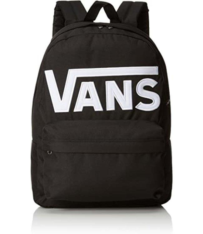 Convertir Todos Señal  Vans Old Skool II Black Backpack - Drift House