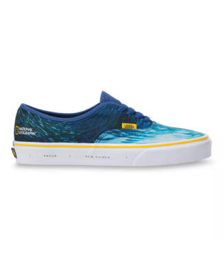 Vans National Geographic Authentic Shoes