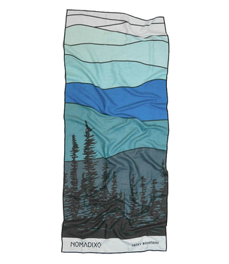 Nomadix Smoky Mountains Towel