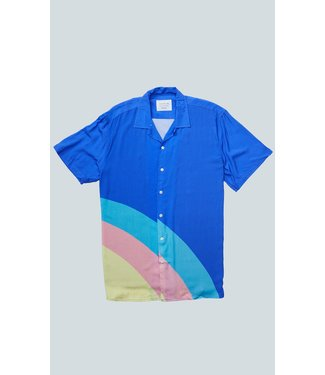 Duvin Design Co. Side Horizon Buttonup Shirt