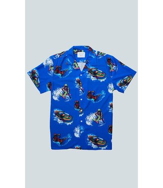 Duvin Design Co. Ski Days Buttonup Shirt