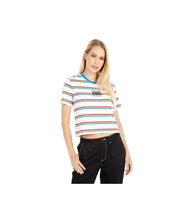 Vans Wazmin Stripe T-Shirt