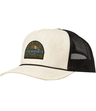 Vissla Quality Goods Eco Trucker Hat