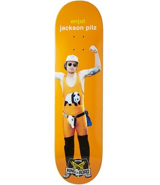 "Enjoi 8.375"" Pilz King of the Road R7 Deck"