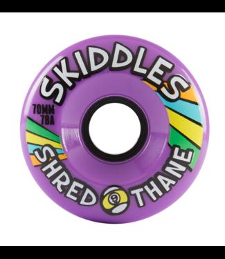 Sector 9 70mm Skiddles Wheels