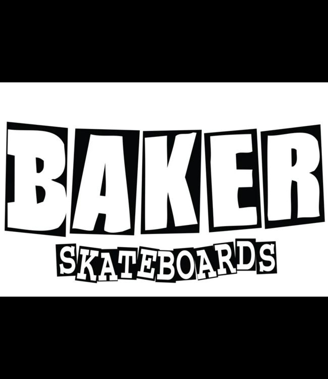 Baker Skateboards Brand Sticker