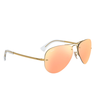 Ray Ban 3449 Aviator Sunglasses