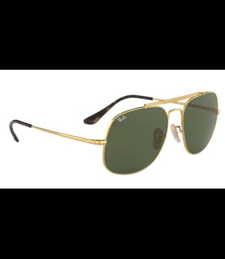Ray Ban 3561 General Aviator Sunglasses