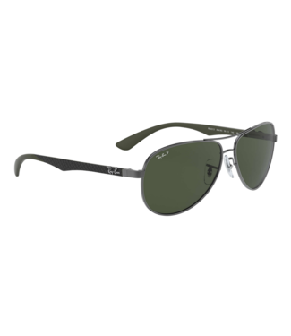 Ray Ban 8313 Aviator Polar Sunglasses