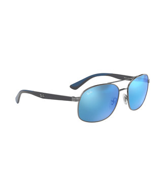 Ray Ban 3593 Aviator Sunglasses