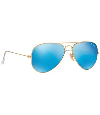 Ray Ban 3025 Aviator Classic Polar Sunglasses