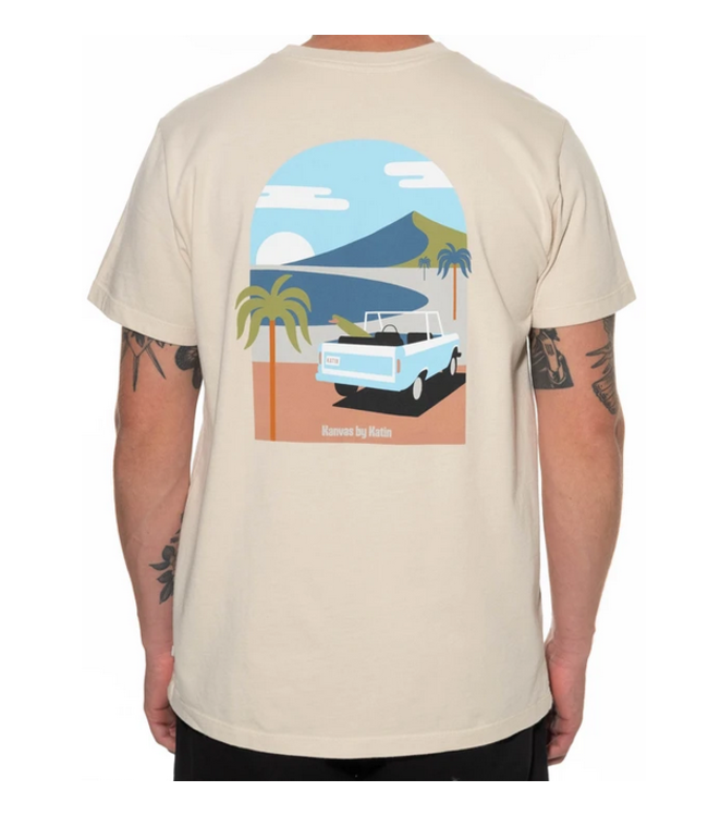 Katin USA Baby Blue Bronco T-Shirt
