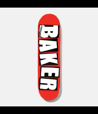 """Baker Skateboards 8.25"""" Brand Logo Reverse Deck"""