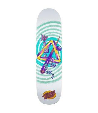"Santa Cruz Skateboards 8.5"" Winkowski Eighth Dimension Deck"