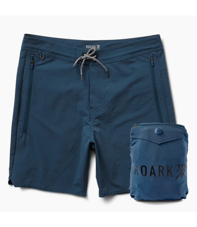 "Roark Revival Layover Trail 18"" Shorts"